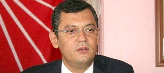CHP'li Özel, Soma Komisyonu'nun taslak raporunu eleştirdi