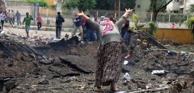 Reyhanlı davası Ankara'ya nakledildi