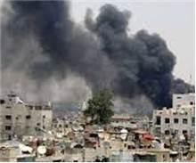 Suriye'de ölü sayısı yükseliyor