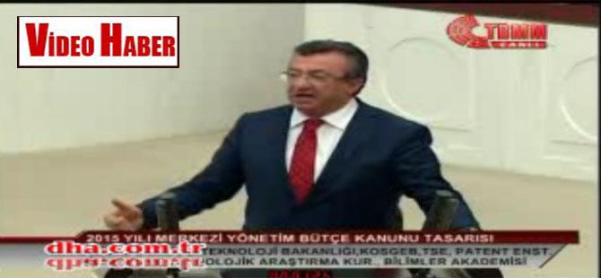 Meclis'te çamaşır makinesi tartışması