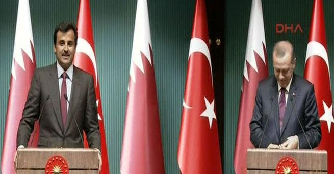 'Türkiye ile Katar hiç ayrı düşmedi'