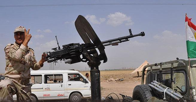 Peşmerge Sincar'ı IŞİD'den geri aldı