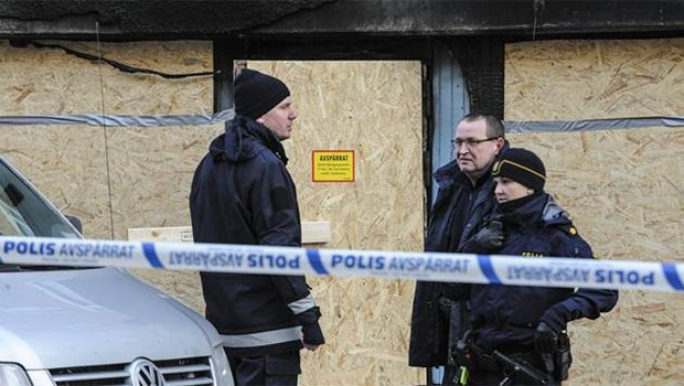 İsveç'te bir camiye daha saldırı