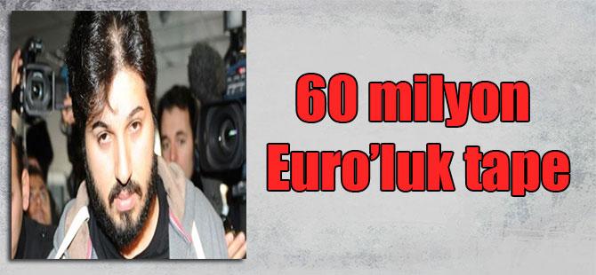 60 milyon Euro'luk tape