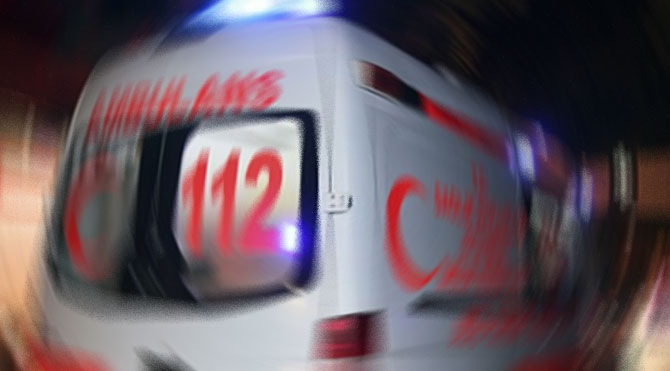 Yolcu otobüsü devrildi: Çok sayıda yaralı var…