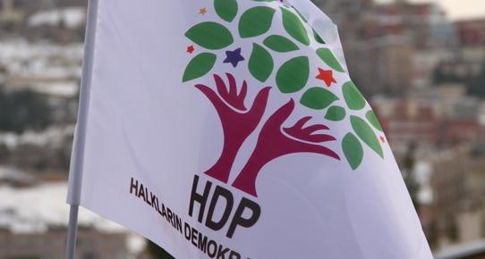 HDP binasını kundaklama girişimi