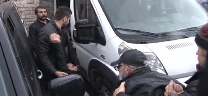 Taksim'de eylemcilere yaka paça gözaltı
