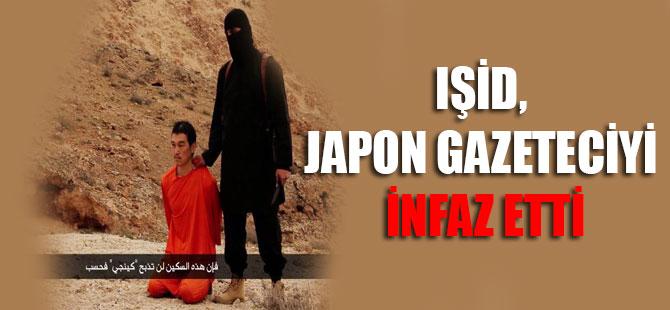IŞİD Japon gazeteciyi infaz etti