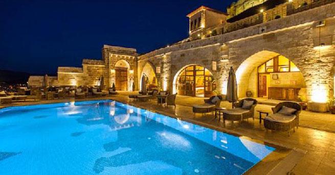 Dünyanın en iyi 25 otelinden biri Ürgüp'ten