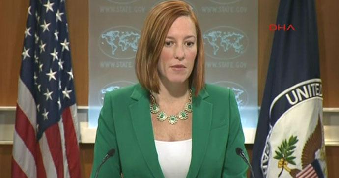 ABD Kobani konusunda temkinli