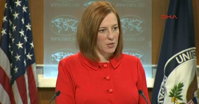 ABD: (Freedom House raporu) Biz de aynı sorunları dile getiriyoruz