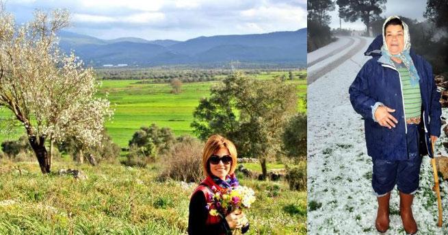 Bodrum'da tüm mevsimler bir arada