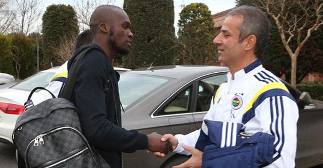 Sow, İstanbul'a geldi