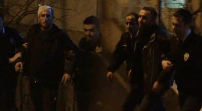 Maltepe'deki bıçaklı-sopalı kavganın zanlıları yakalandı!
