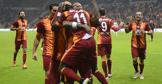 Galatasaray, Çaykur Rizespor'u 2-0 yendi