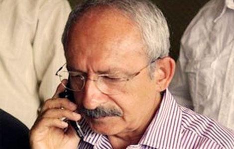 Kılıçdaroğlu, Kayseri Valisi'ni telefonla arayıp bilgi aldı