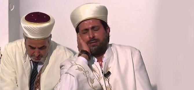 Saray'a resmi imam atandı !