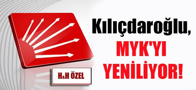 Kılıçdaroğlu, MYK'yı yeniliyor!