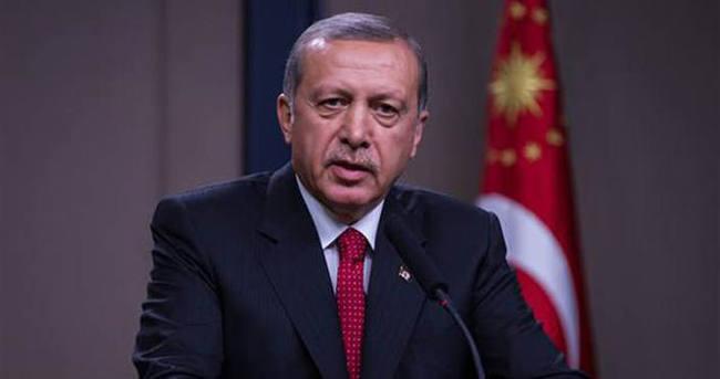 Erdoğan'dan 8 kanuna onay