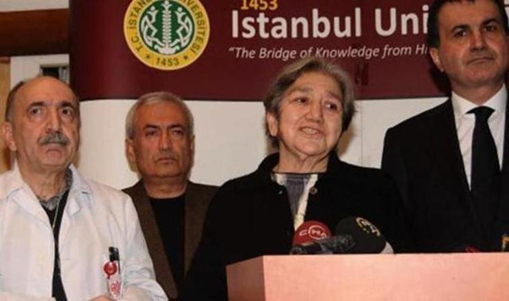 Yaşar Kemal'in eşinden açıklama