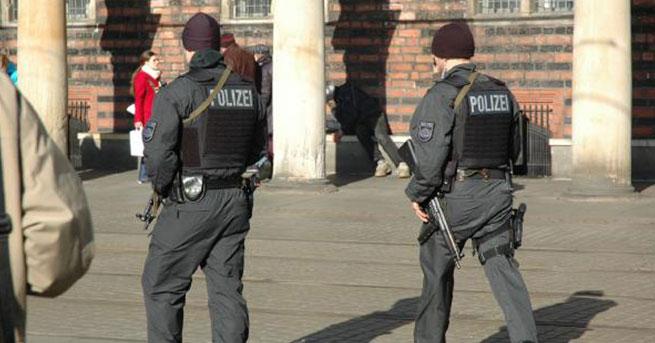 Almanya'da terör alarmı