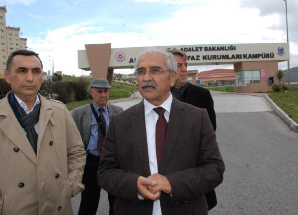 CHP'li Demir'den Şakran Cezaevi açıklaması
