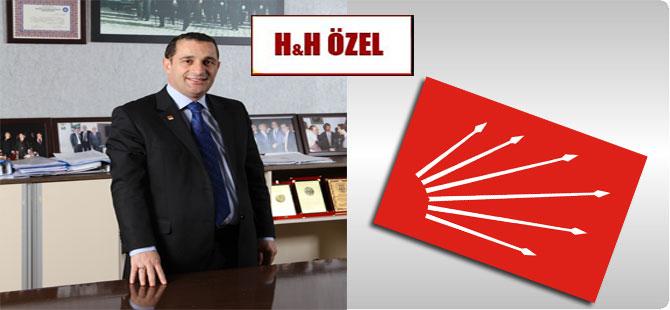 H&H Yön. Kur. Başkanı İlyas Güven Eroğlu CHP Ankara 1. bölgeden aday