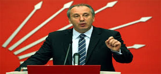 CHP'li İnce: Erdoğan ıssız adaya düşse