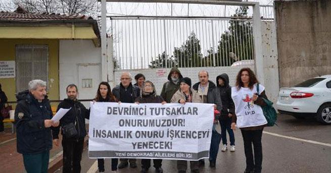 Gebze Kadın Cezaevi'nde işkence iddiası