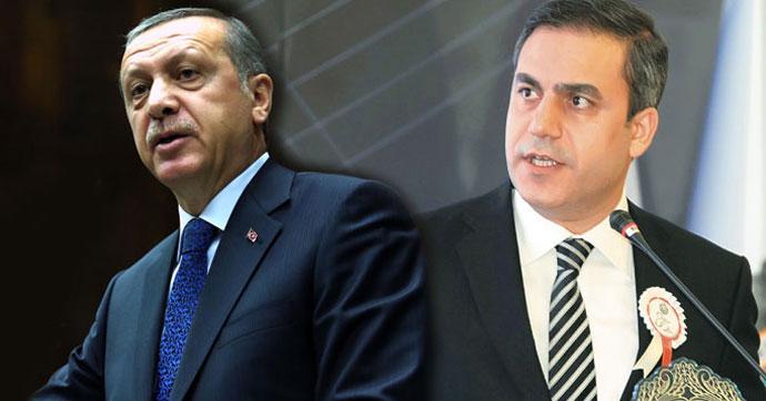 Erdoğan: Hakan Fidan'a hala kırgınım