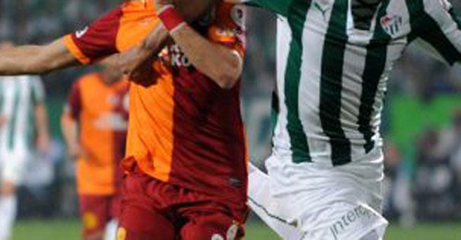 En çok Bursaspor en az Galatasaray!