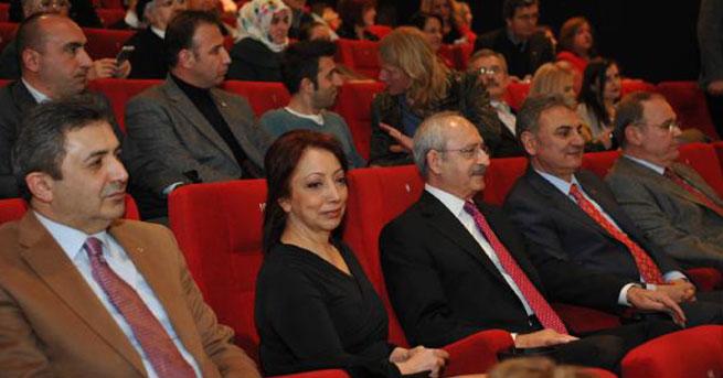 Kılıçdaroğlu sinemada