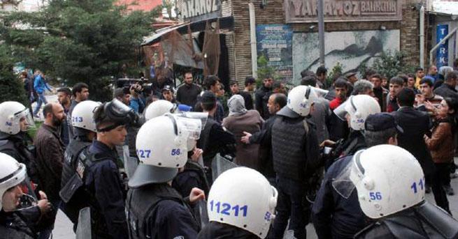 Siirt'te olay çıktı: 2 polis yaralı