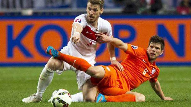 Hollanda 1 – 1 Türkiye