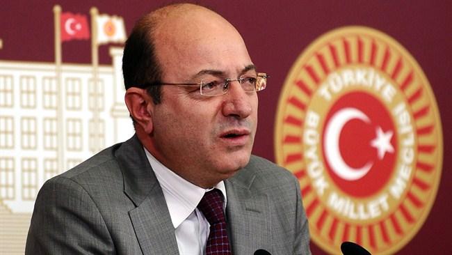 CHP'li Cihaner ifade verdi