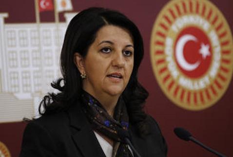 Pervin Buldan: İç güvenlik paketiyle ilgili bazı değişiklikler yapılacaktır