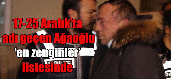 17-25 Aralık'ta adı geçen Ağaoğlu 'en zenginler' listesinde