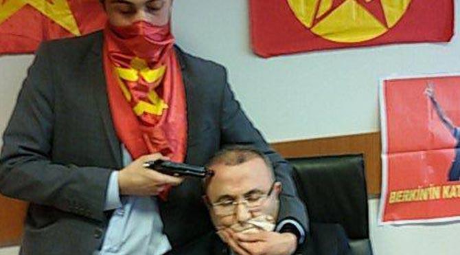 Rehine savcı Mehmet Selim Kiraz dünya basınında