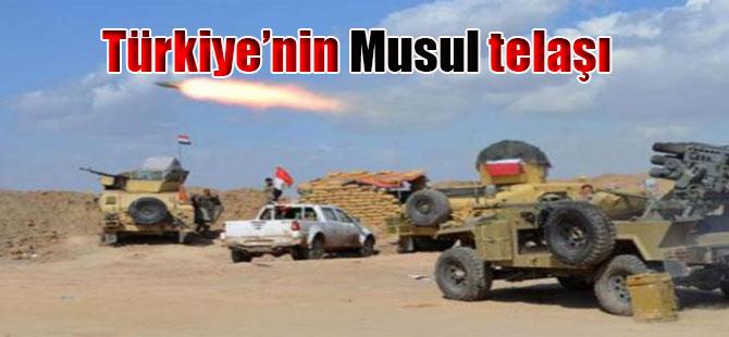 Türkiye'nin Musul telaşı