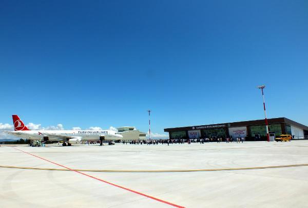 THK eğitim uçuşlarını Kastamonu'da gerçekleştirecek