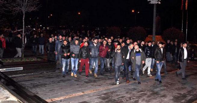 Giresun'da mezar ziyareti iddiasına tepki