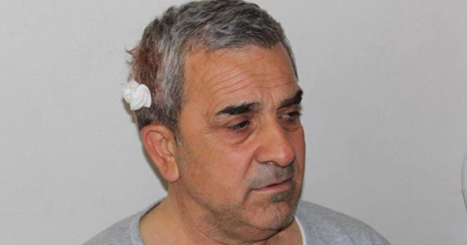CHP İlçe Başkanı'na sopalı saldırı
