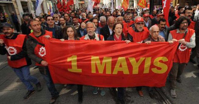 1 Mayıs Komitesi'nden Taksim çağrısı