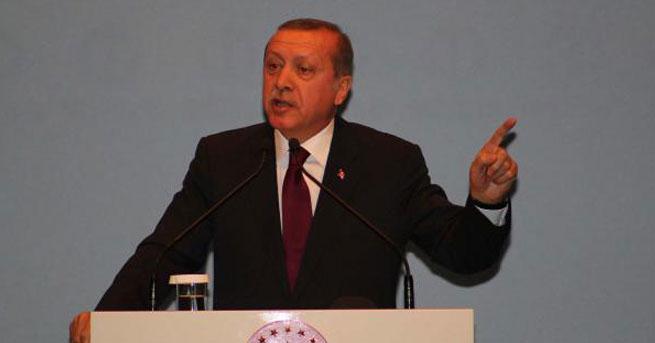 Erdoğan: Oraya 2 gitti, bize 20 geldi