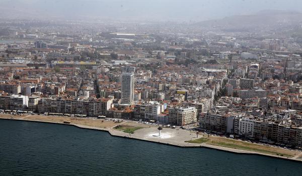 İzmir için mimarların korktuğu oldu