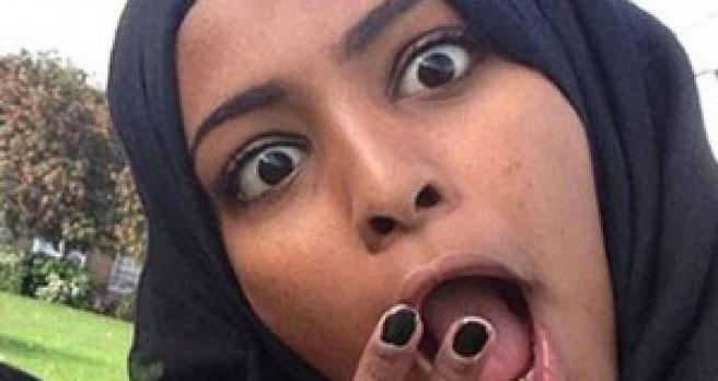 Türkiye'den Suriye'ye geçerek IŞİD'e katılan İngiliz kızdan ilk fotoğraf