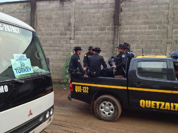 Guatemala'da yabancı alarmı !