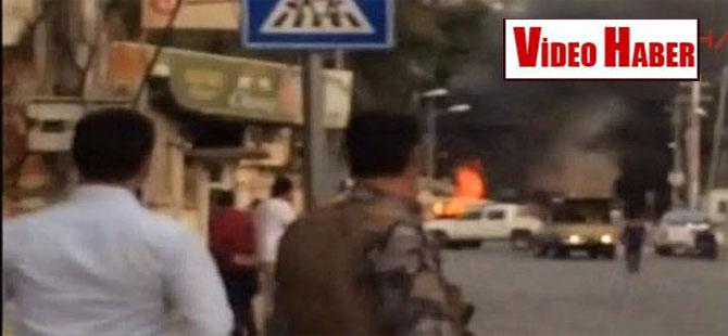 Erbil'de ABD konsolosluğu yakınında patlama