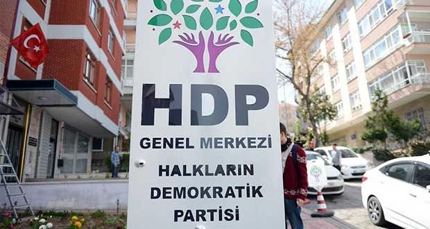 HDP Genel Merkezi'ne saldırıda sürpriz gelişme