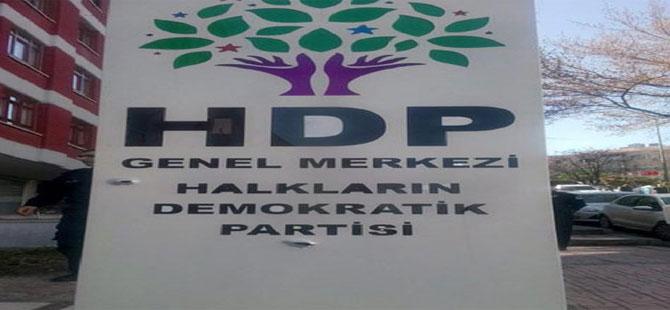 HDP Genel Merkezi'ne yapılan saldırıda flaş gelişme!